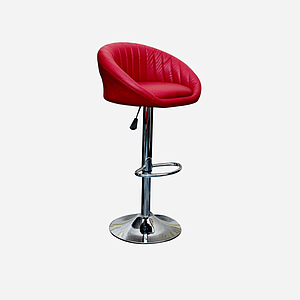 Cushioned Bar Chair
